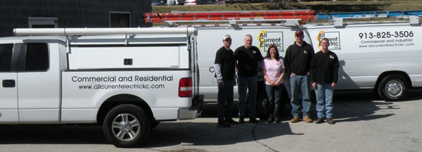 All Current Electric Certified Electricians Johnson County