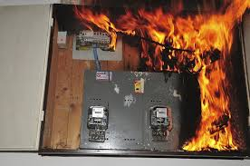allcurrent electrical fire