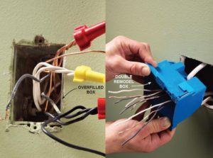 All-Current Electric Residential Electrician DIY Home Remodeling Mistakes blog